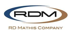 RD Mathis Company logo